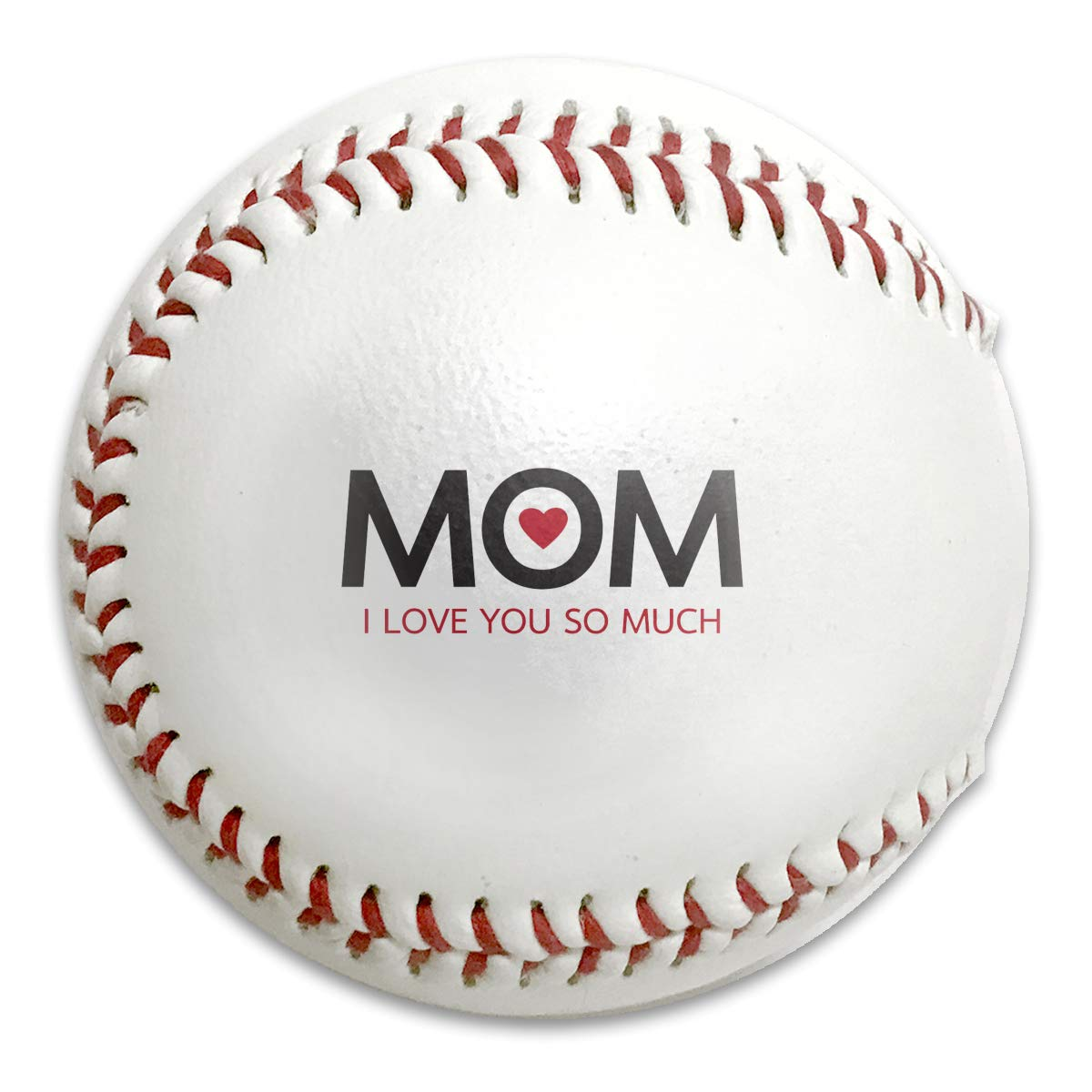 Atance Mother Day I Love You So Much balón de béisbol de Seguridad ...