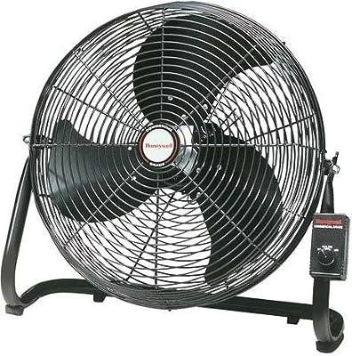 Honeywell Commercial Grade Floor Fan Negro - Ventilador (Negro, 45 ...