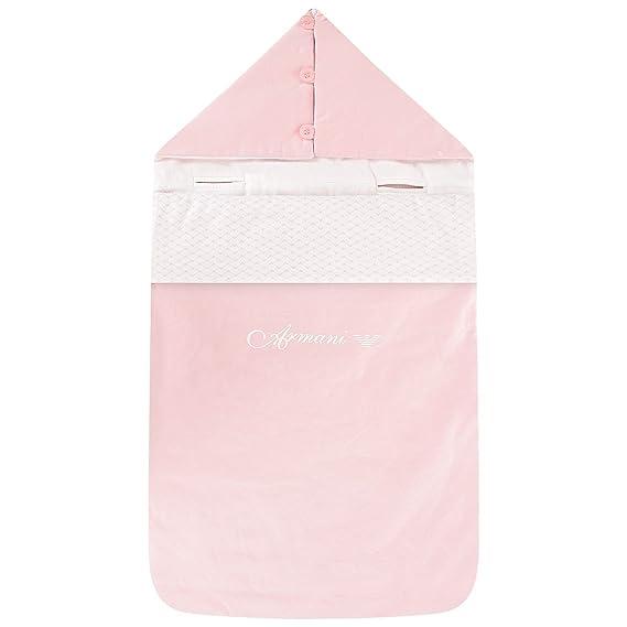 newest collection 30aba 07c85 Armani Baby Girls' Sleeping Bag - pink - One size: Amazon.co ...