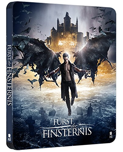 Fürst der Finsternis (Steelbook Edition) [Blu-ray]