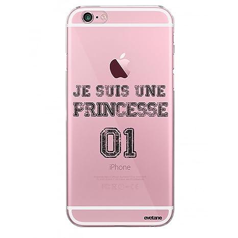 coque iphone 6 ecriture princesse