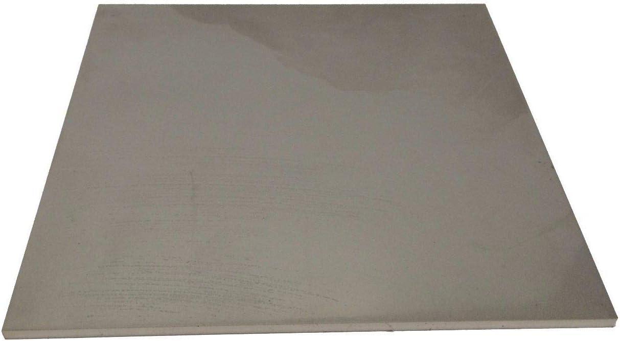 """25 pcs. A36 Steel 1//8/"""" Steel Plate 1//8/"""" x 6/"""" x 6/"""" 11ga"""