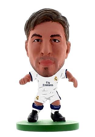 Soccerstarz SOC120 Real Madrid Sergio Ramos 2017 versión Kit de hogar