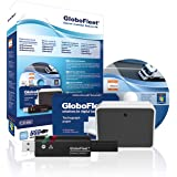 GloboFleet Starter Set Optimal DK Mobil für kleinere Unternehmen zum auslesen, auswerten und archivieren der Fahrerkarte, Chipkartenleser und Downloadkey - Mobilset