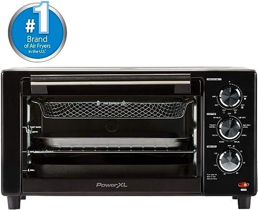 Amazon Com Powerxl Air Fryer Grill 8 In 1 Roast Bake Rotisserie