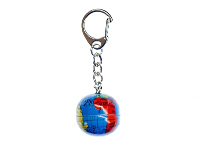 Miniblings globe key ring pendant world travel globe earth amazon miniblings globe key ring pendant world travel globe earth gumiabroncs Image collections