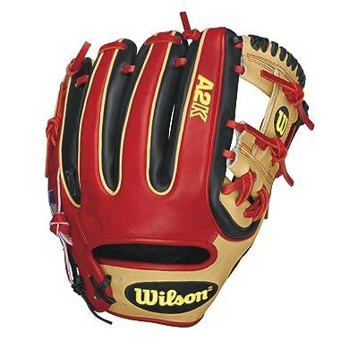 Wilson A2KRB15DTDUDE Baseball Gloves