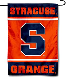College Flags & Banners Co. Syracuse Orange Garden Flag