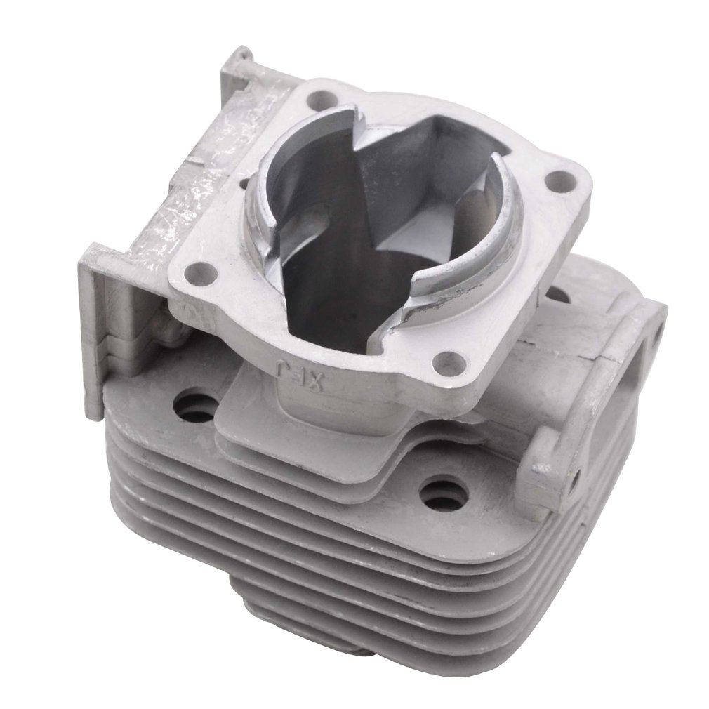 GOOFIT 40mm Bore Cylinder Body for 2 Stroke 43cc (40-5) 47cc 49cc Pocket Bike Mini Quad