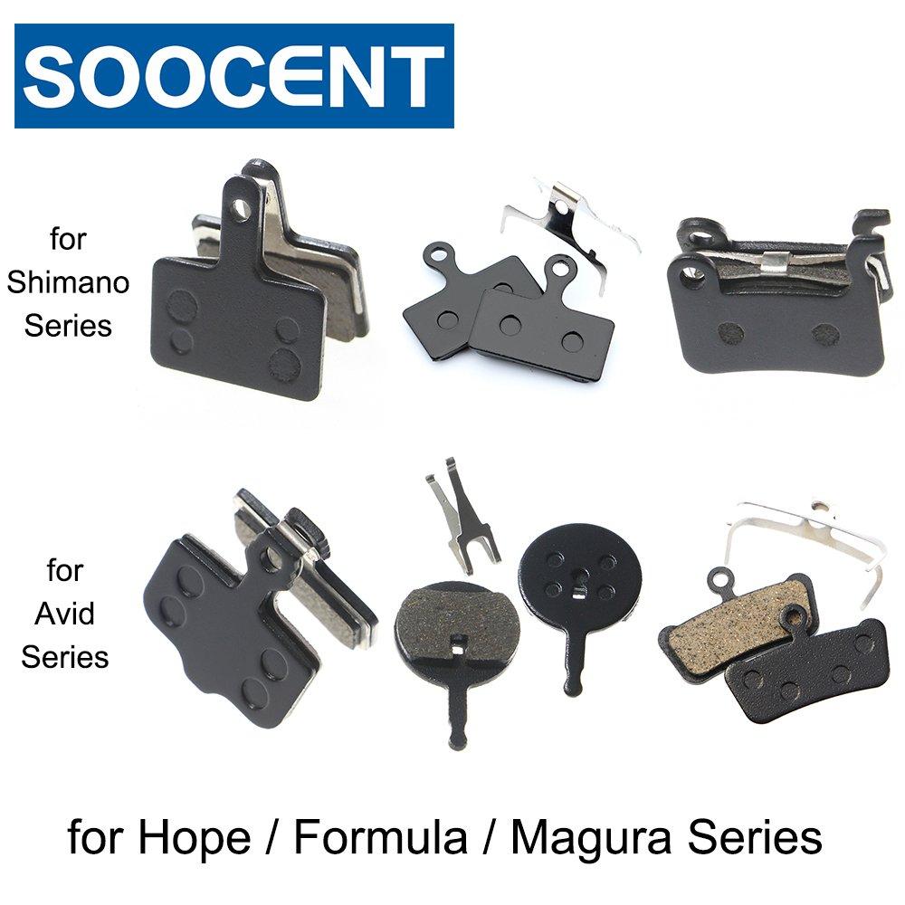 Metallic bicycle DISC BRAKE PADS for Hope Tech Evo V4 2 Pair Semi