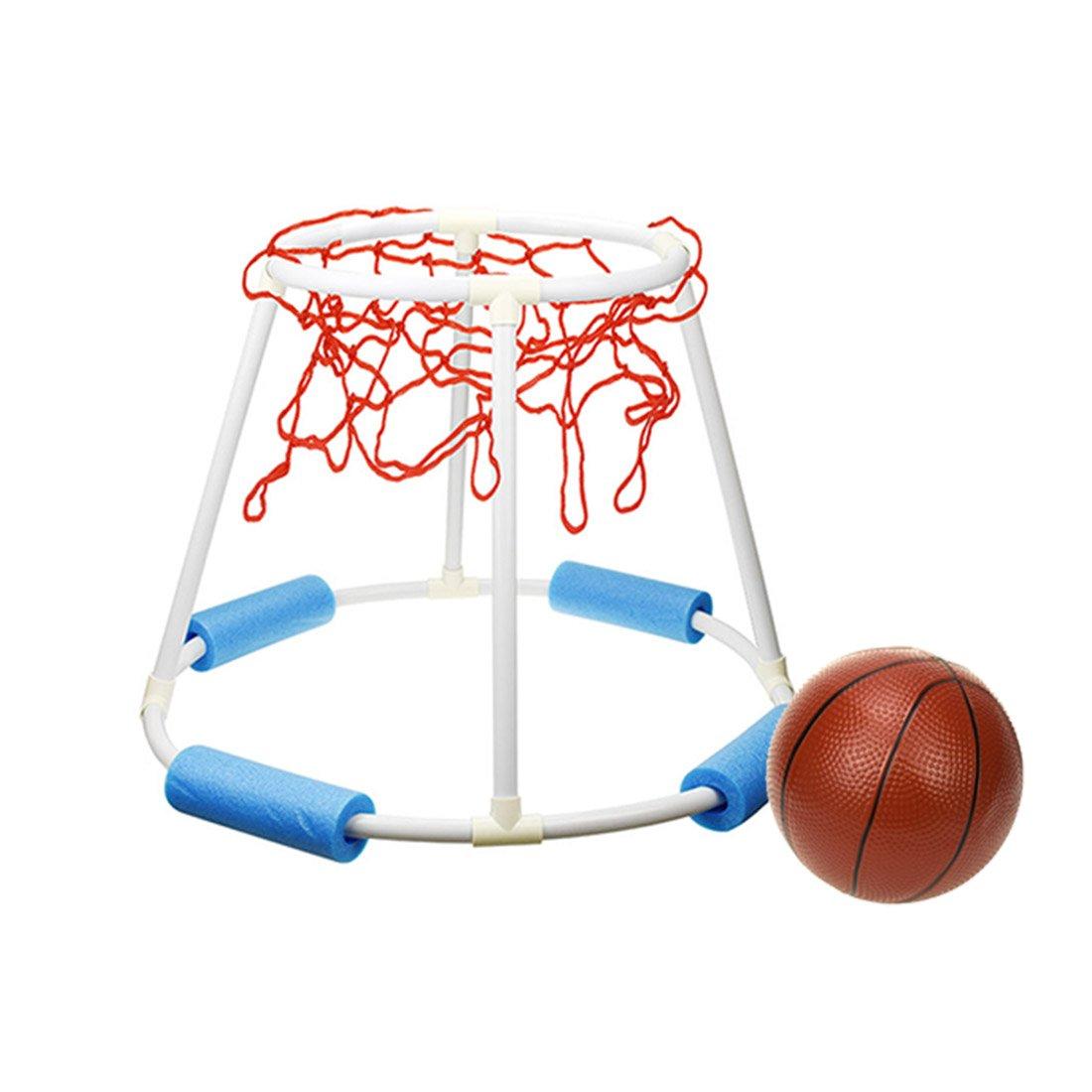 canasta baloncesto piscina