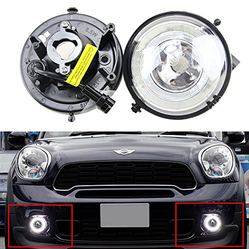 R56 Led Fog Lights - 4