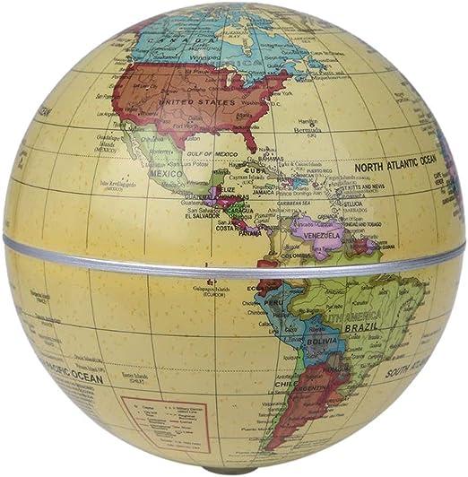 TMY Oficina Globo Spinning Auto Global de 5.5 Pulgadas Globos ...