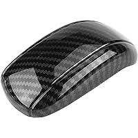Gear Shift Head Shifter, Gear Shift Trim, Car Gear Shift Knob Cover Trim Sticker for Mitsubishi Eclipse Cross 17-18…
