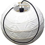 1灯ペンダントライト・和風提灯型シェード