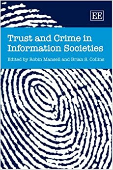 Book Trust And Crime In Information Societies
