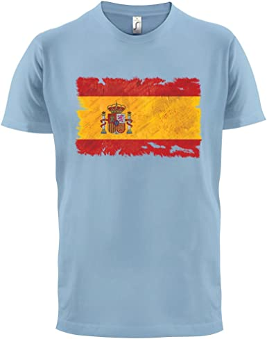 Dressdown ESPAÑA Grunge Estilo Bandera - Camiseta Hombre - 13 ...