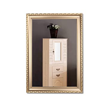 Amazon De Dsc Spiegel Badezimmer Spiegel Wand Mit Rahmen