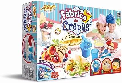 Mi Alegria Fabrica De Crepas Amazon Com Mx Juegos Y Juguetes