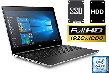 Portátil HP 470 G5 - Core i7-8550U - 16 GB DDR4-RAM - 256 GB SSD + ...