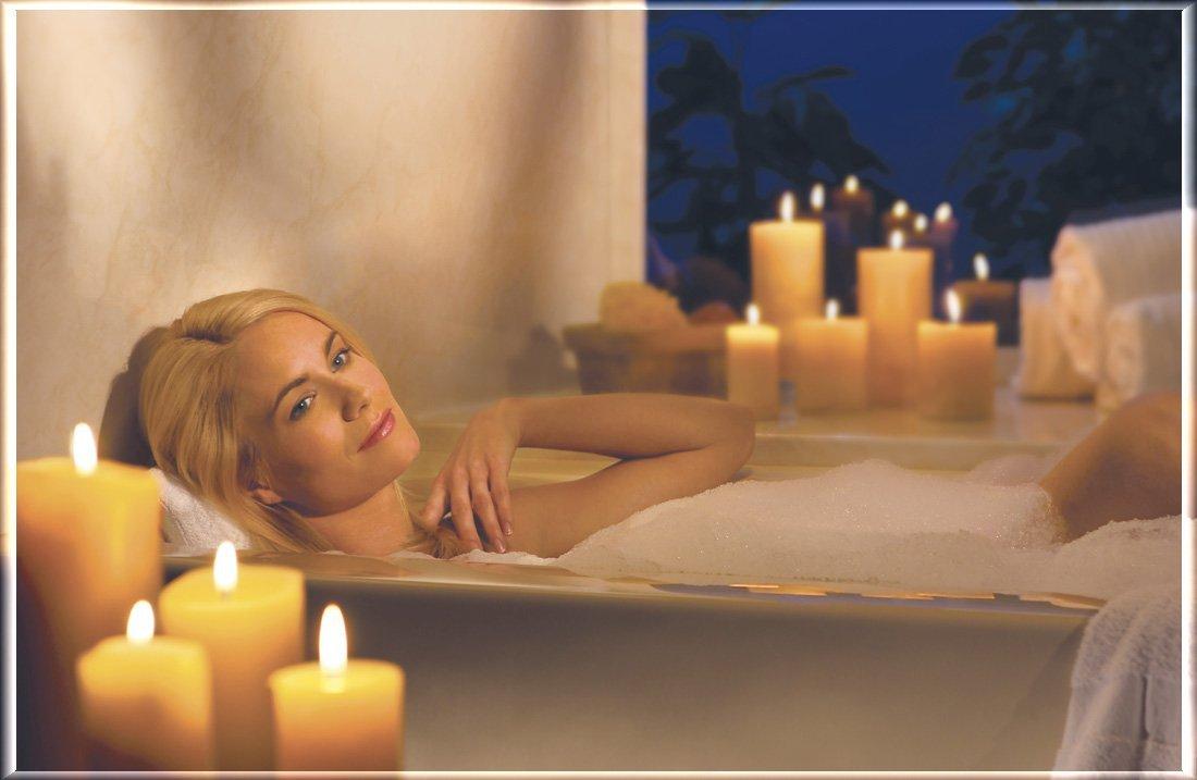 Amazon.com: Creativ Innovations Value 2-Pack Relaxation Bathtub ...