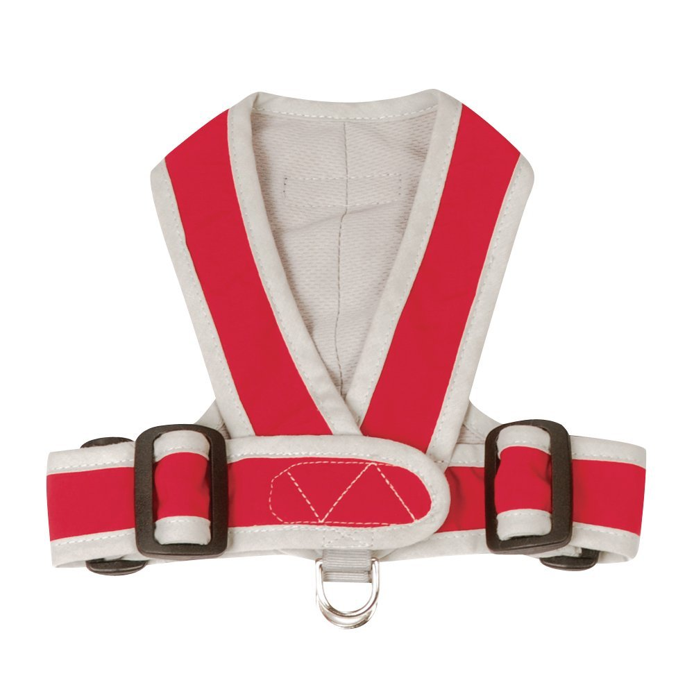 Precision Fit Harness - Red - Large - From the Inventor of Cloak & Dawggie