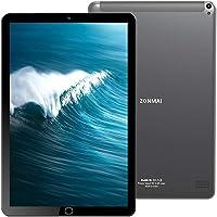Tablet 10.1 Pollici 4G LTE Dual SIM con WiFi - ZONMAI Tablet PC Android 7.0 Quad Core, RAM da 3GB e 64GB ROM Batteria 8000 mAh 1280 X 800 IPS