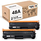 TESEN Compatible 48A Toner Cartridge Replacement for HP 48A CF248A Black Toner for use in HP Laserjet Pro M15w M15a M16w M16a