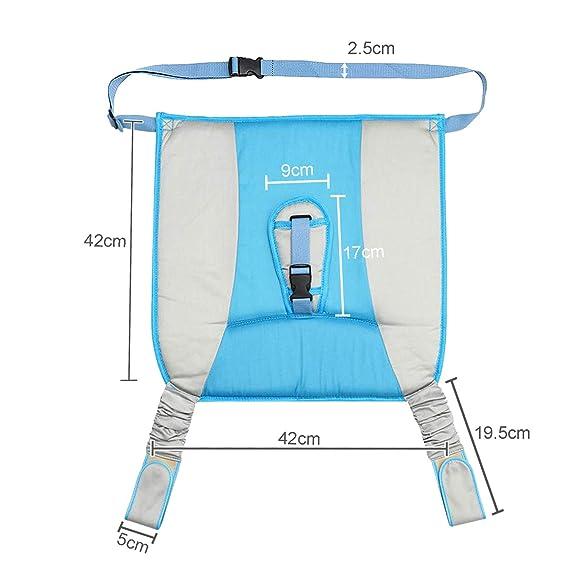 Cinturón para Embarazada de Seguridad en el Coche que Protege al Bebé y la Mamá Protector para Asiento de automóvil a Cojín Ajustable, uso para ...