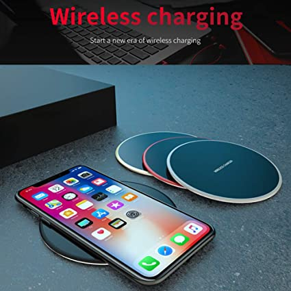 Dream-cool - Cargador inalámbrico de 15 W para iPhone XS ...