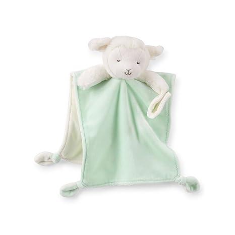 Carter de oveja de peluche manta de seguridad para bebé ...