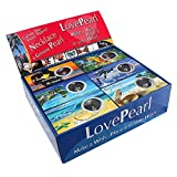 Ocean Series of Love Wish Freshwater Cultured Pearl Oyster Kit, DIY Jewelry, 24 Sets
