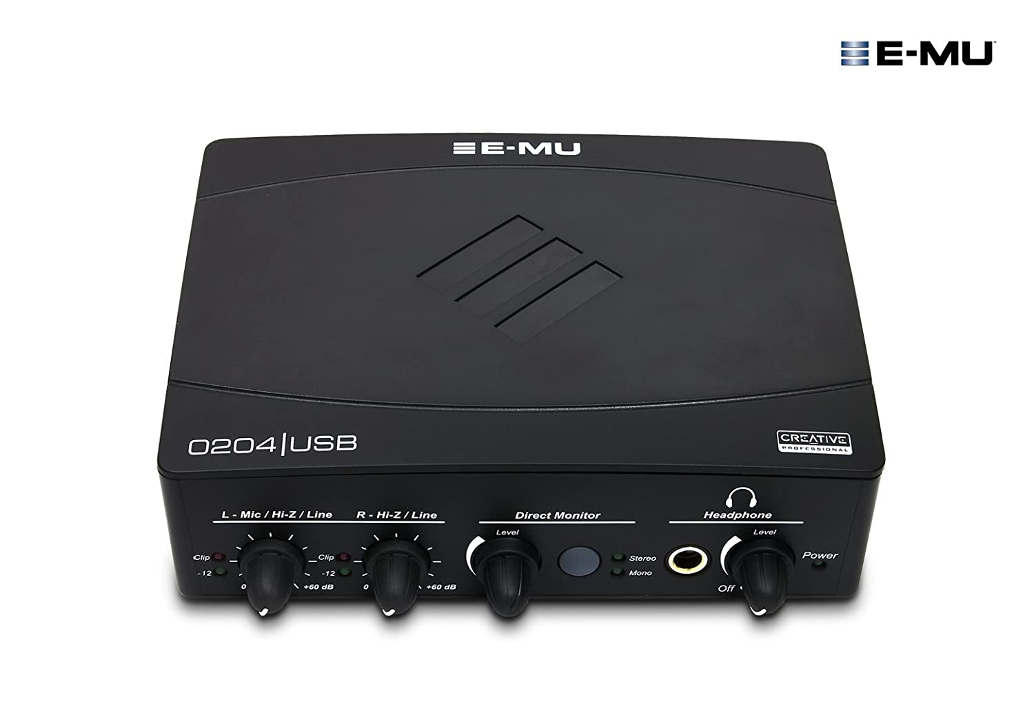 E-MU 0204 USB Audio Interface Windows 8 X64