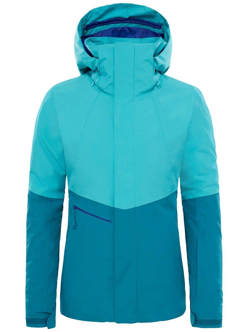ad1b4a2a7 The North Face Women's Garner Triclimate Jacket 2018 Vistula Blue ...