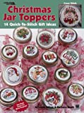 Christmas Jar Toppers: 14 Quick-to-Stitch Gift Ideas