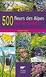 500 fleurs des Alpes par la couleur par Hoppe