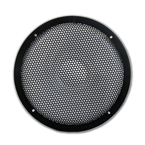 "HIGH QUALITY UNIVERSAL 12"" CAR AUDIO METAL SUB WOOFER GRILLE 12 INCHES GRILL"