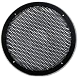 HIGH QUALITY UNIVERSAL 12 CAR AUDIO METAL SUB WOOFER GRILLE 12 INCHES GRILL