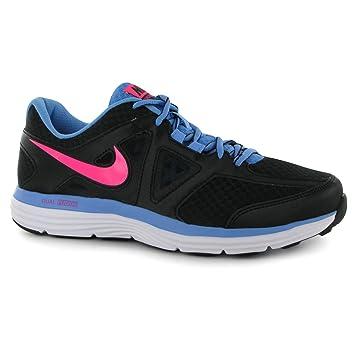 designer fashion 4856e 7ad99 Nike Dual Fusion Lite Laufschuhe Damen SchwarzPinkBlau Run Trainer  Sneakers, Schwarz