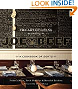 #6: The Art of Living According to Joe Beef: A Cookbook of Sorts
