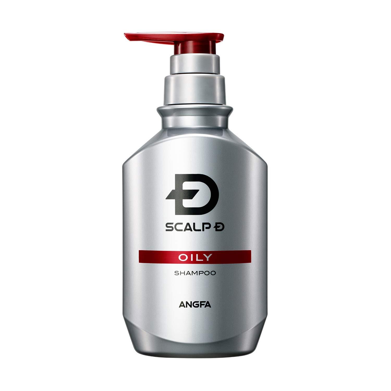 【アンファー】スカルプD薬用スカルプシャンプー オイリー 脂性肌用のサムネイル
