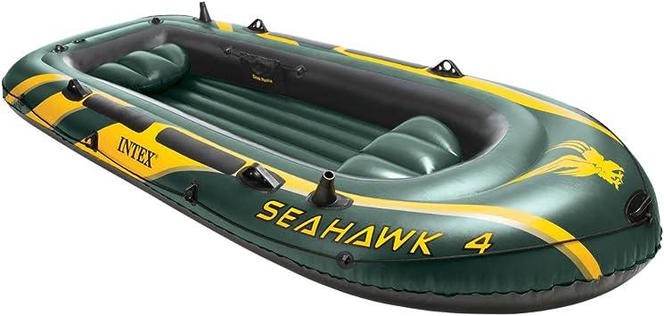Intex Schlauchboot Seahawk 4 Phthalates Free 351 X 145 X 48 Cm 68350np Amazon De Spielzeug