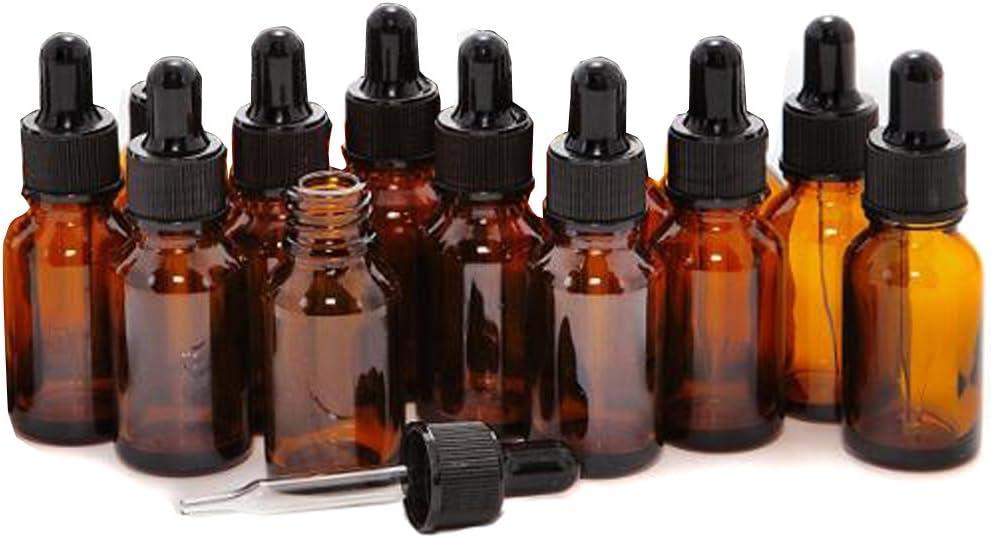 30 Bottiglie 1-3 ml Porta Olio per Trasporto di Smalto da Viaggio Custodia per Trasporto Bottiglie Non Incluse Duokon Valigetta per Il Trasporto di Oli Essenziali Rosso
