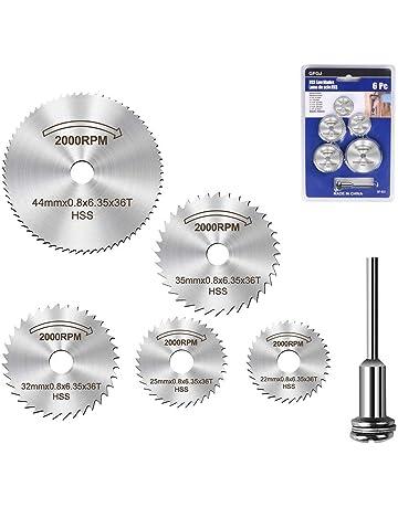 10 Pieces Premium Diamond Rotary Saw Blades Set 30mm PK