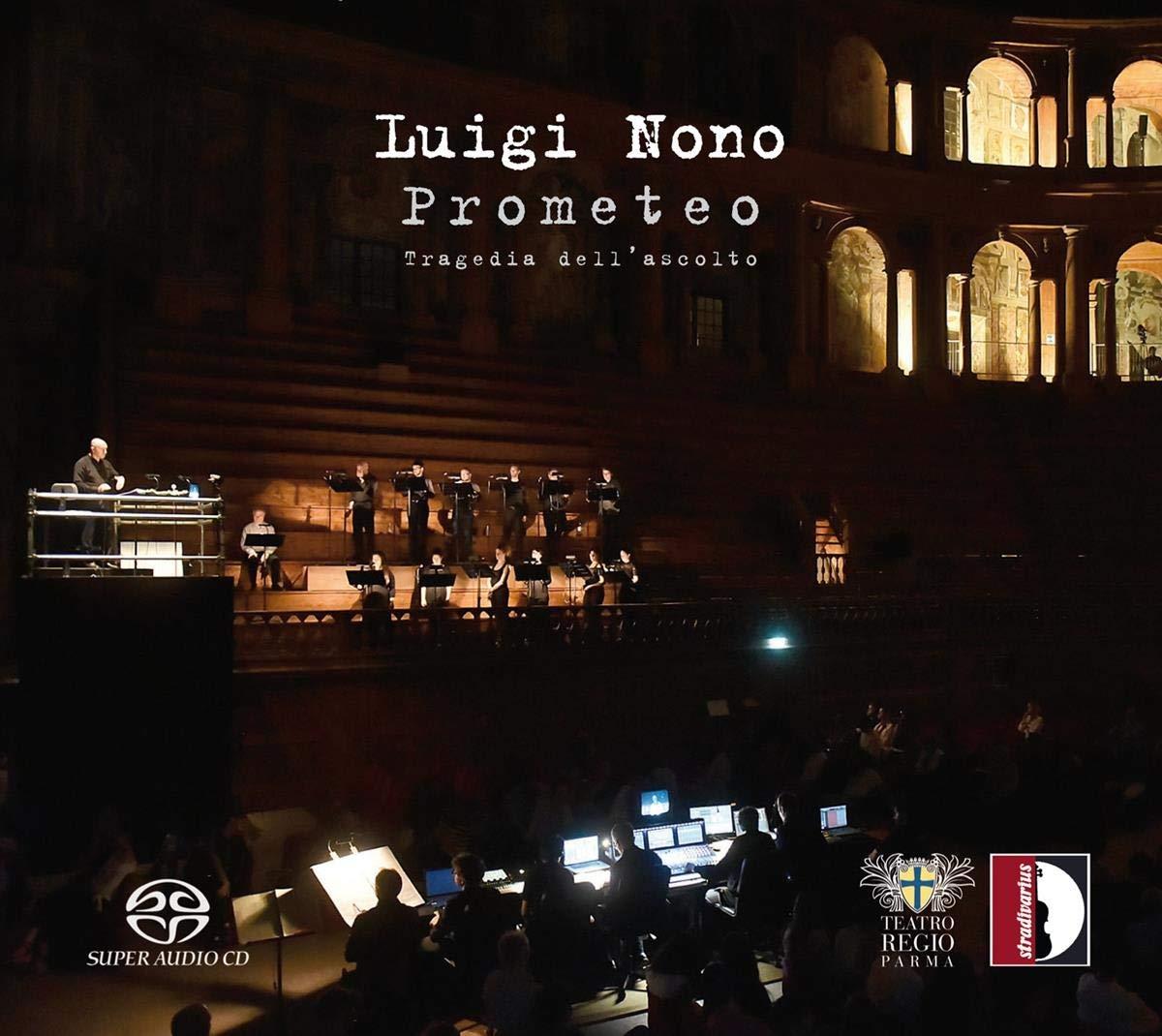 SACD : VARIOUS - Prometeo Tragedia Dell'ascolto (Hybrid SACD, 2 Pack)