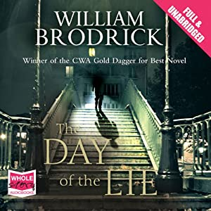 The Day of the Lie: Father Anselm Series, Book 4 Audiobook