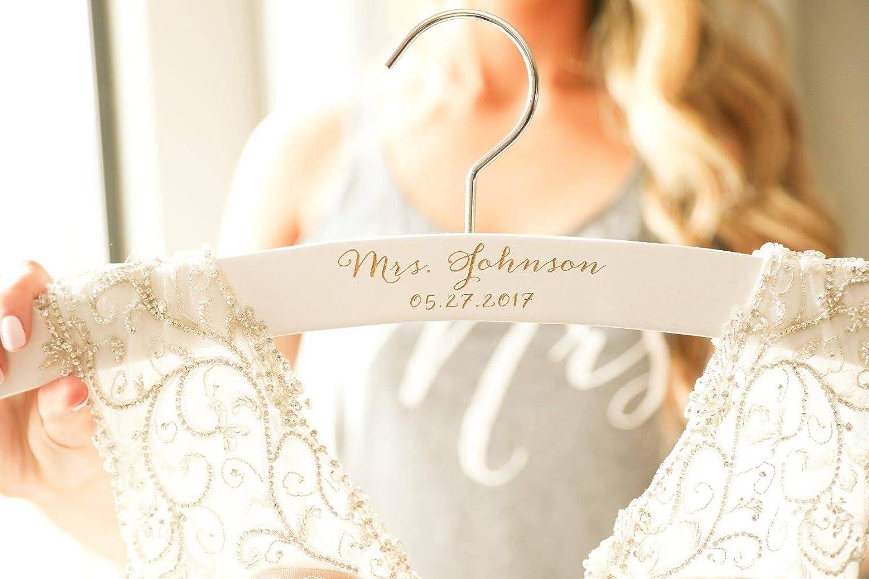 Wedding Dress Hanger.Wedding Hanger Personalized Bride Hanger Wedding Dress Hanger Bride Hanger Mrs Hanger Personalized Bridal Hanger Bride To Be Gift Bridal