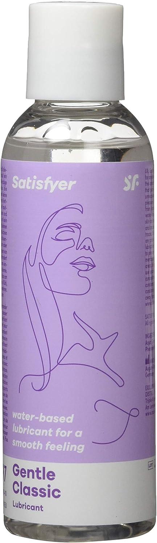 Gel lubricante Satisfyer Women Gentle Warming | lubricante a base de agua | compatible con preservativos | efecto - calor | 150 ml