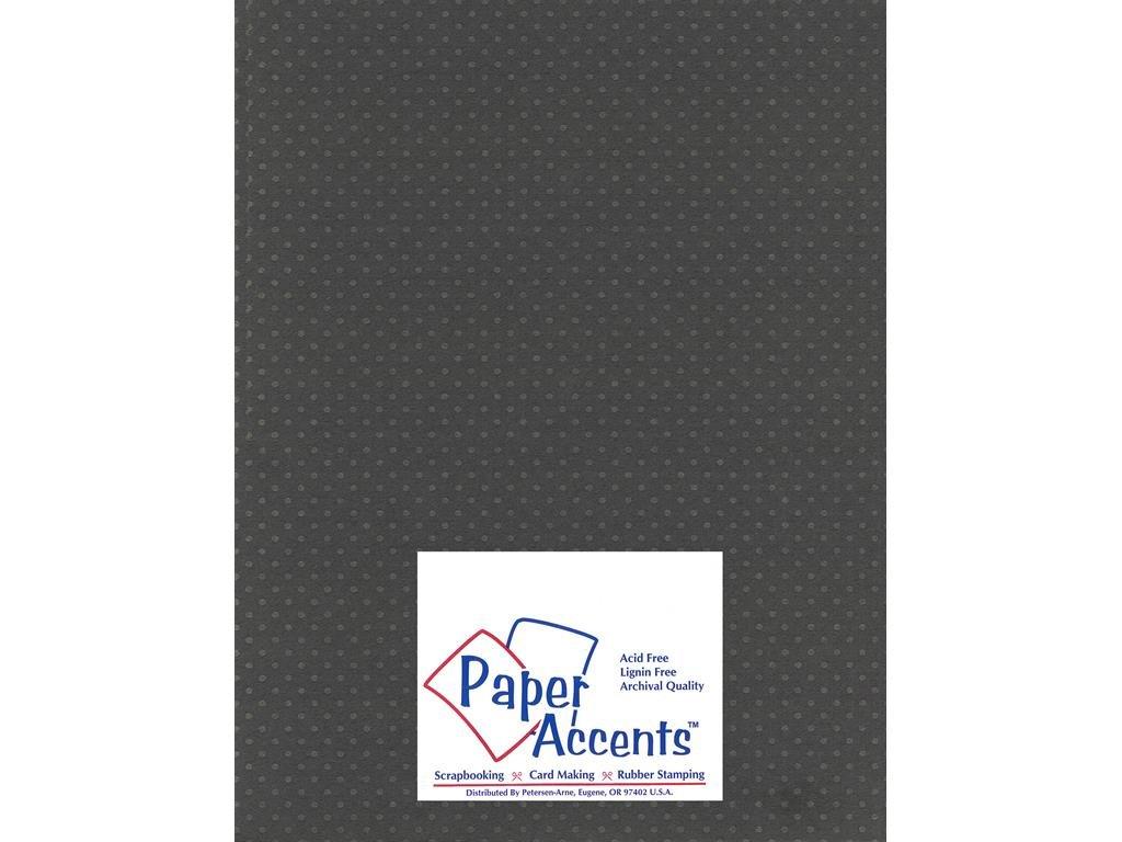 Accent Design ペーパーアクセント ADP8511-25.3101010 No.80 8.5インチ x 11インチ ダストミラー ミニドット カードストック B01NBLQ5S2