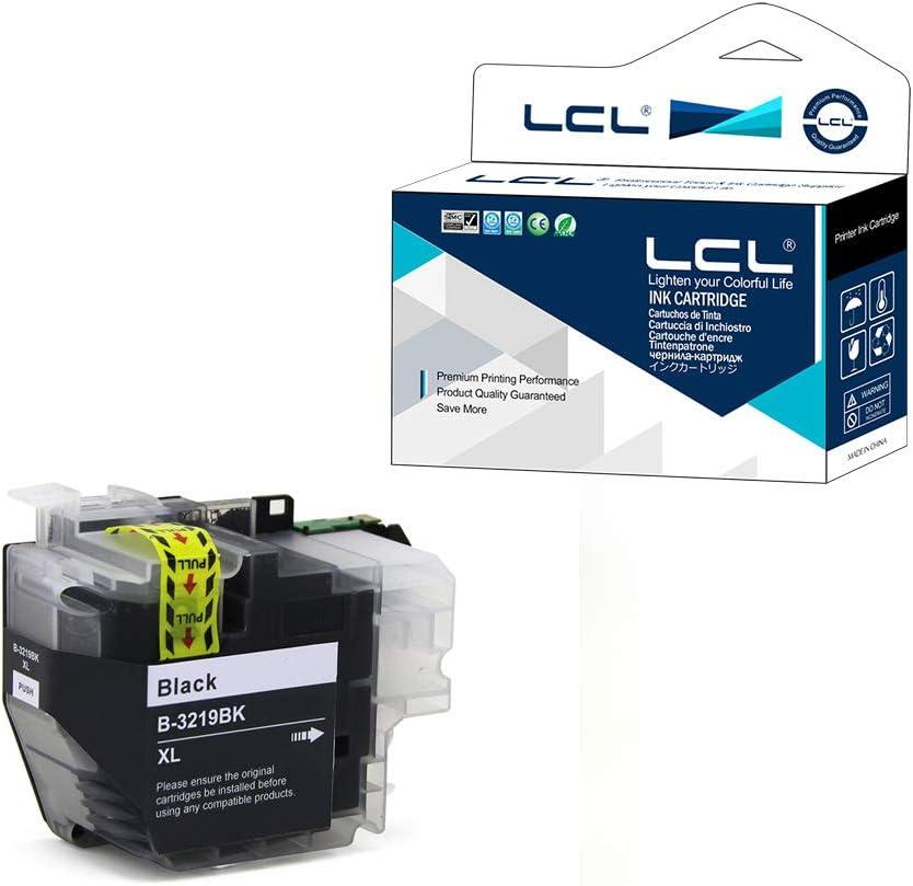LCL Cartucce dinchiostro Compatibile LC121 LC123 LC123BK LC123C LC123M LC123Y 1Nero 1Ciano 1Magenta 1Giallo Sostituzione per Brother MFC-J4410DW//J4510DW//J4610DW //J4710DW//J470DW